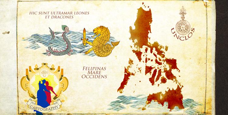 UNCLOS hic sunt ultramar leones et dracones