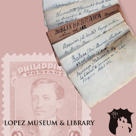 Lopez Museum and Library's Rizaliana Collection