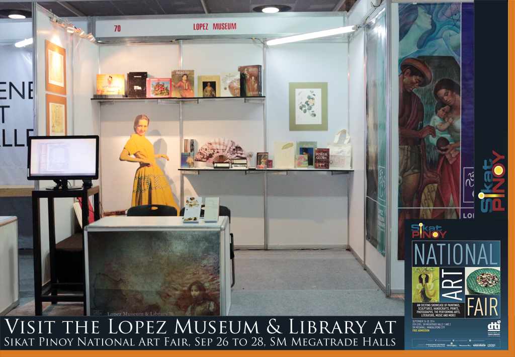 Lopez_Museum_Sikat_Pinoy_Booth2