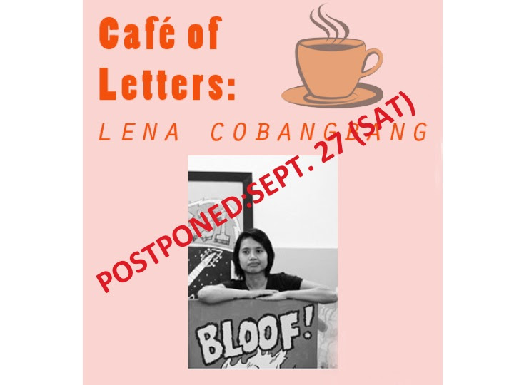 Postponed_Cafe_of_Letters_Lena_Cobangbang