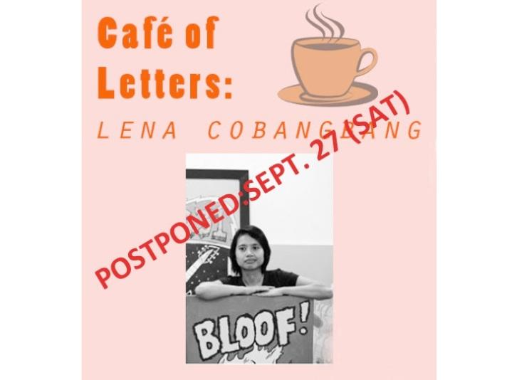 Postponed_Cafe_of_Letters_Lena_Cobangbang