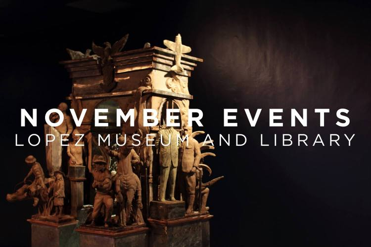 November_Events_Lopez_Museum