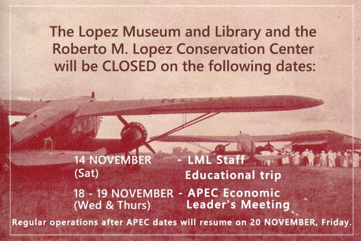 Lopez_Museum_APEC_Schedule