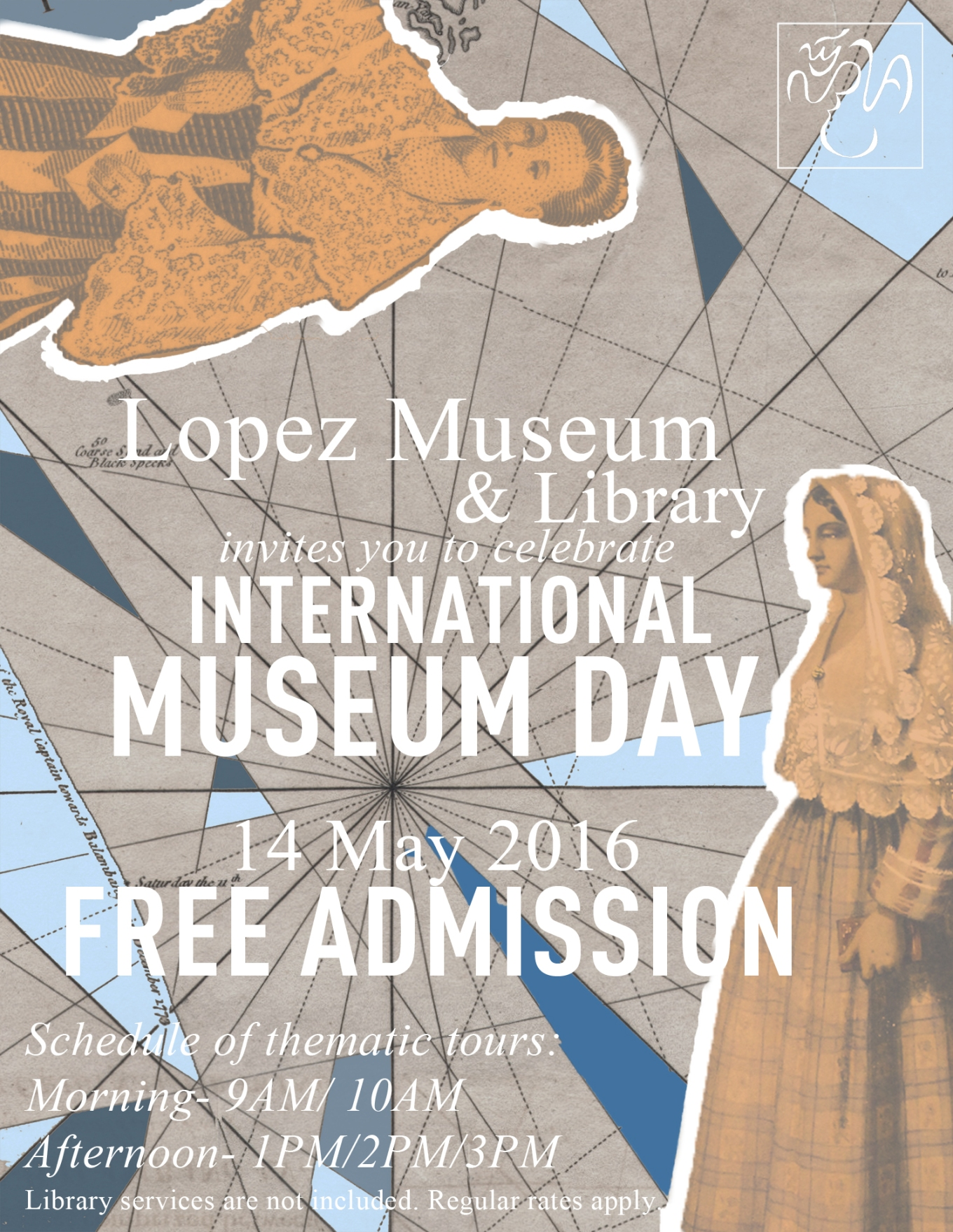 14 May International Museum Day at LML