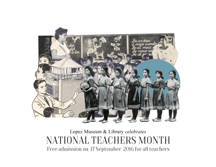 Teachers Month Graphic