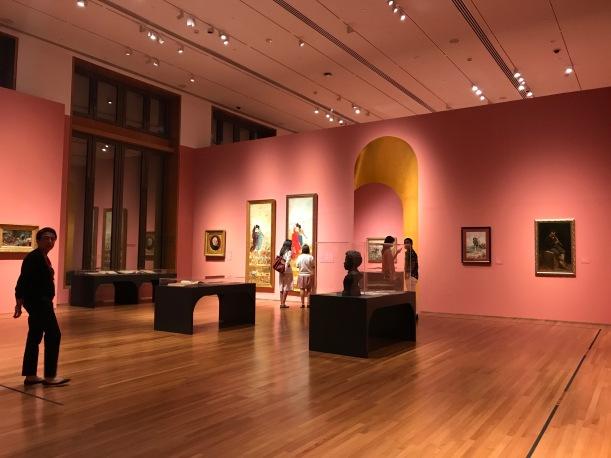 Galleries in Between Two Worlds: Raden Saleh and Juan Luna
