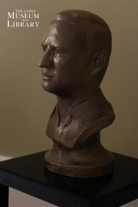 Bust of Robert Fox